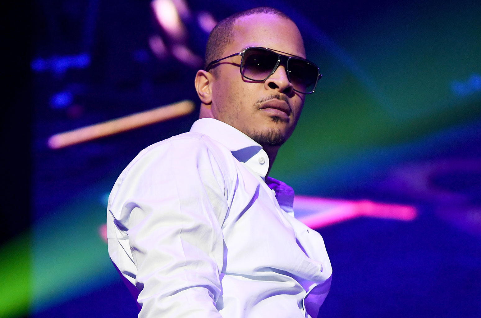 T.I. Argues With Man In The Street For Wearing Gucci - He's Serious About Boycotting The Brand - Watch The Video