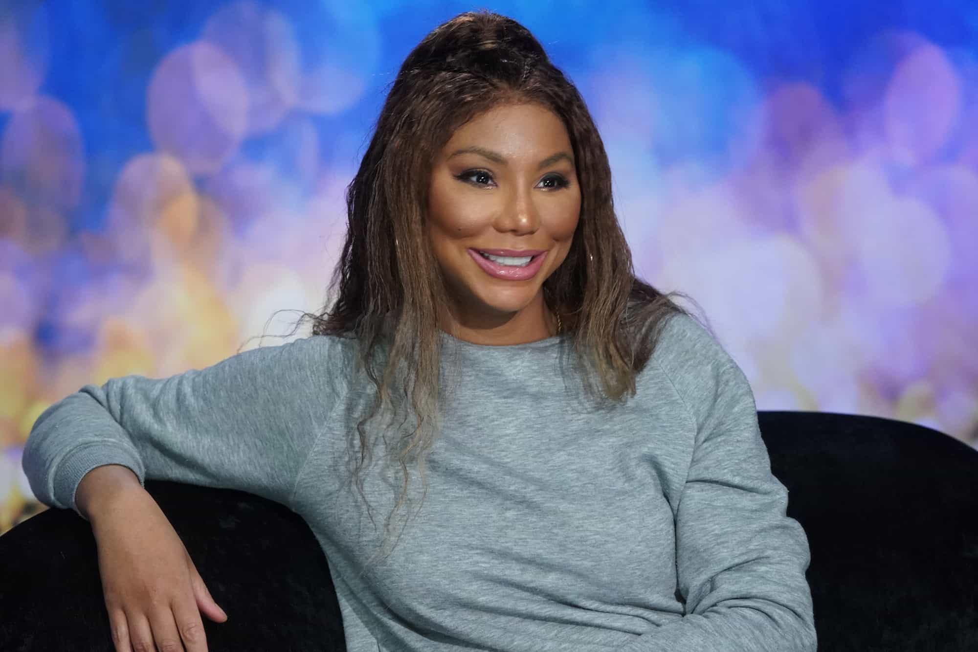 Tamar Braxton Begins Her Birthday Weekend And Also Gushes Over Her 'Real Life Sister' - Check Out The Crazy Video That She Shared Which Has Fans Calling Her 'Ball Of Joy'