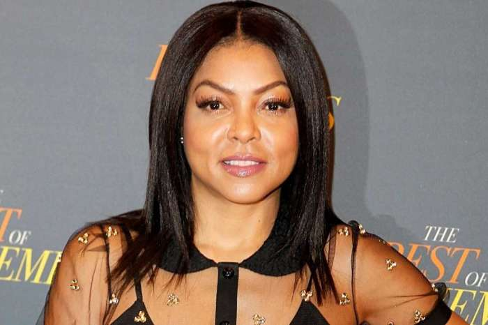 Taraji P. Henson Claims The Atmosphere On 'Empire' Has Been 'Great' Despite Jussie Smollett's Scandal