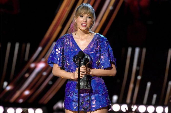 Taylor Swift Drags All Her Hates During iHeartRadio Speech