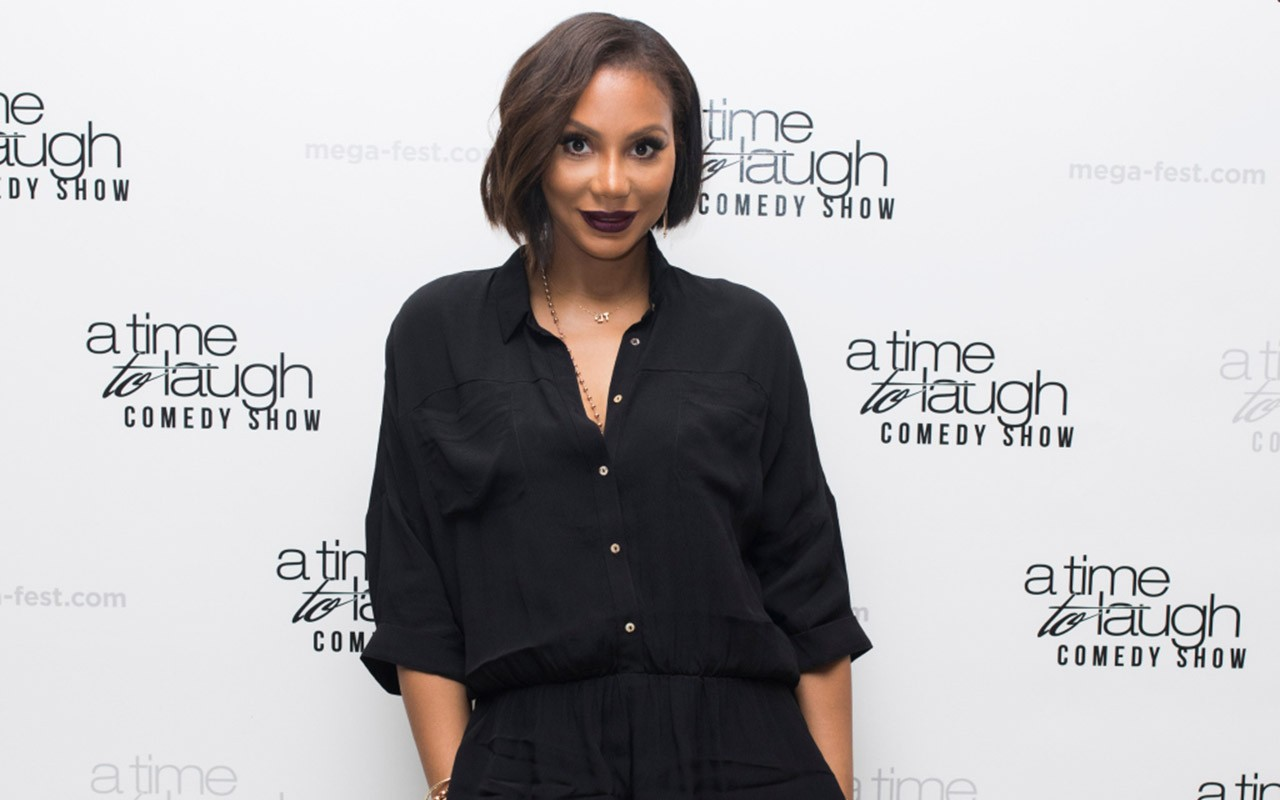 Tamar Braxton Gets Back Together With Her Boyfriend After She Allegedly Dumped Him - Here's The Video With The Hunky Nigerian Man