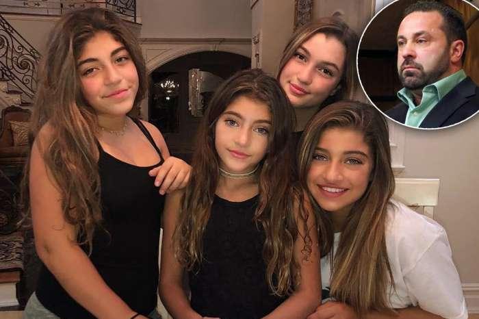 Teresa Giudice And Daughters Reportedly Preparing For Joe's Deportation!