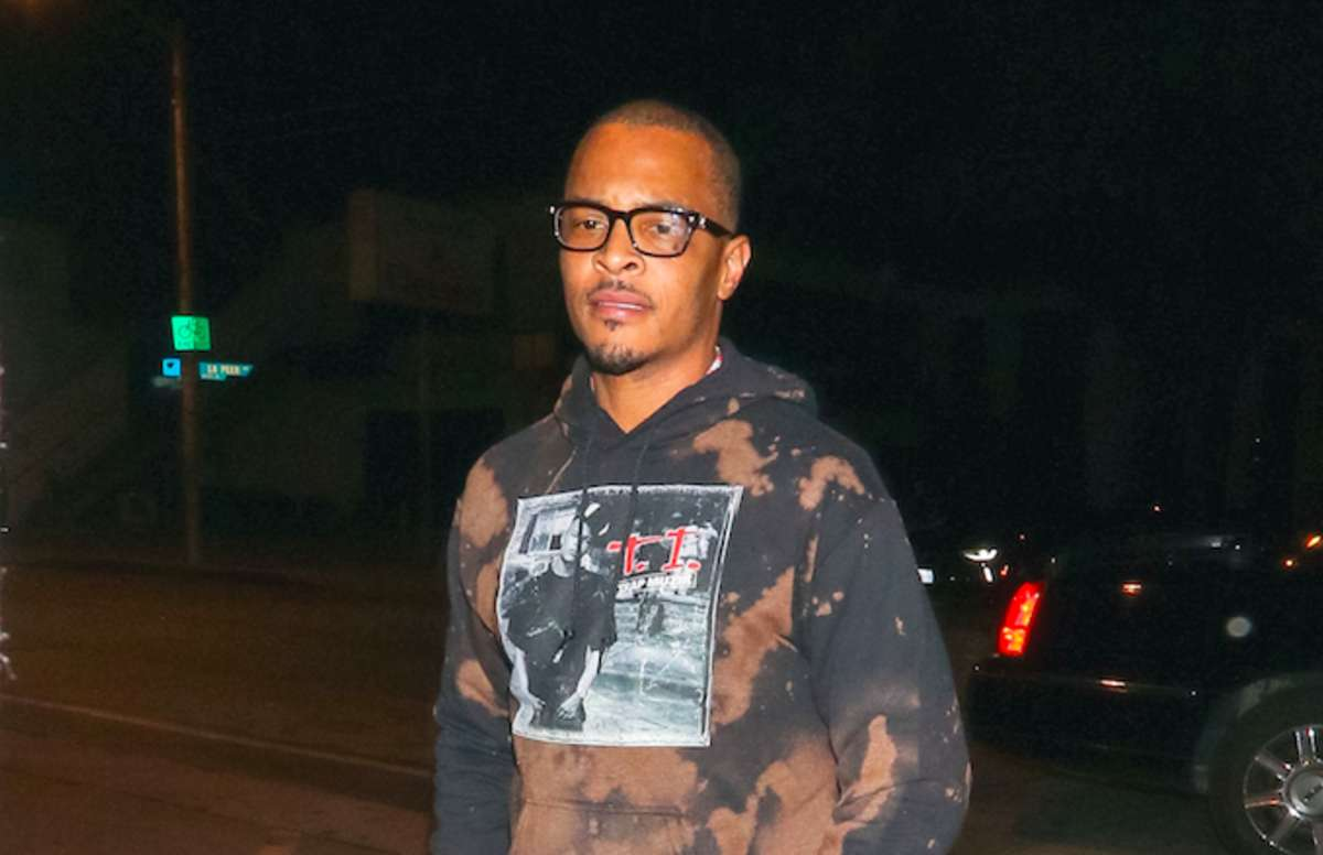 T.I Has A Message For His Fans, And They Are Here For It - Some People Ask Tip With Did Young Thug Wear The Gucci Blackface Sweater