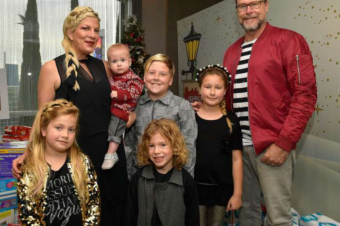 Dean McDermott Fires Back At Haters Mom-Shaming Wife Tori Spelling For Promoting Unhealthy Kids' Snacks!
