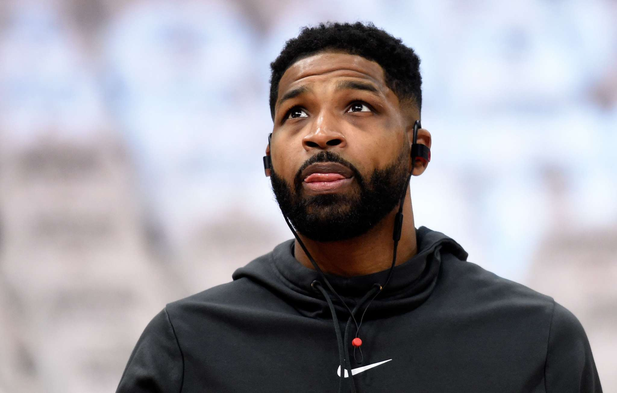 Tristan Thompson Reportedly Slid Into A 17-Year-Old Girl DMs - She Shows A Photo And Calls Him 'Trash' - People Surprisingly Defend Him On This One