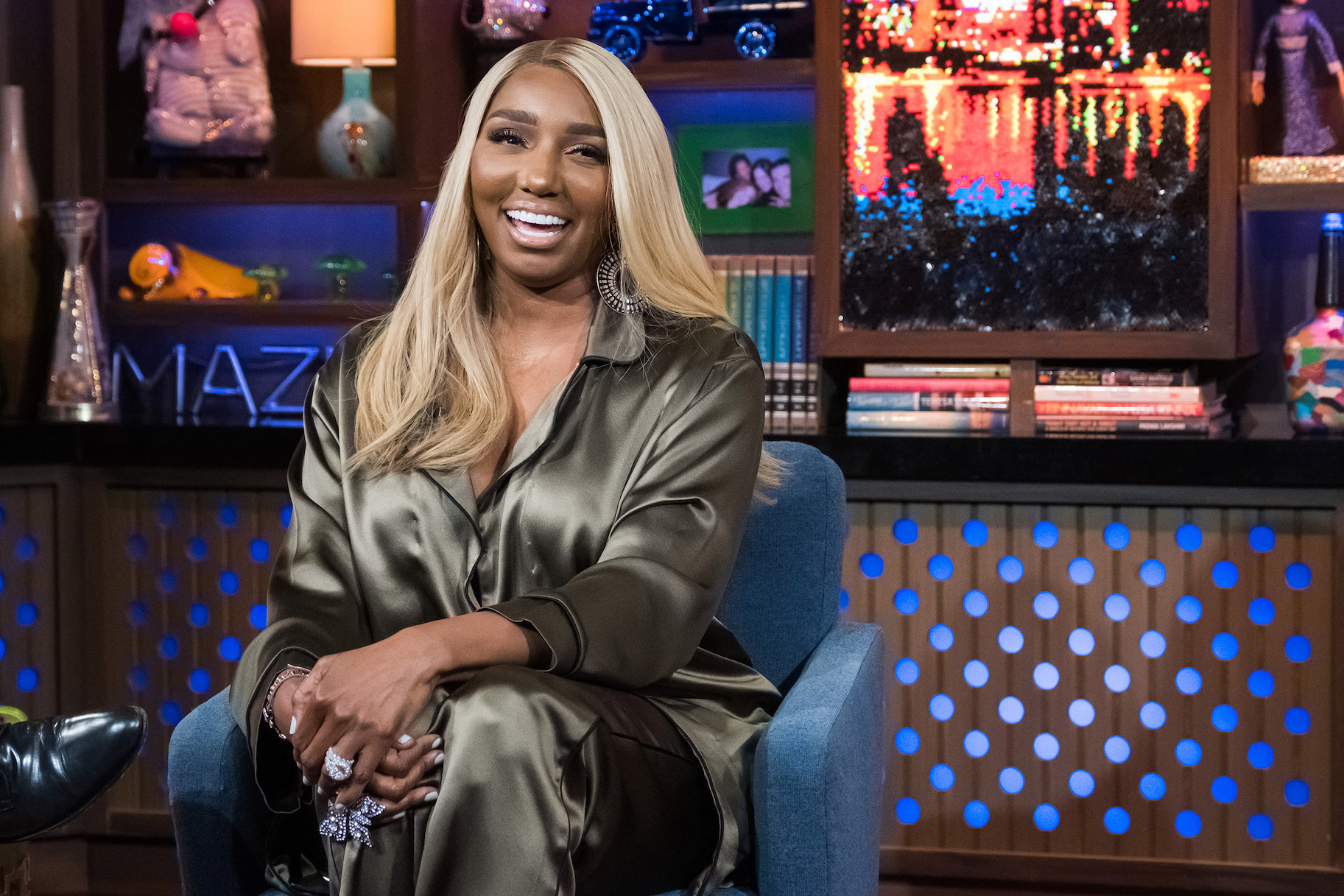 NeNe Leakes Invites Fans To Check Out Her Closet Following Her Reaction On RHOA When Kandi Burruss And Porsha Williams Wanted To See It