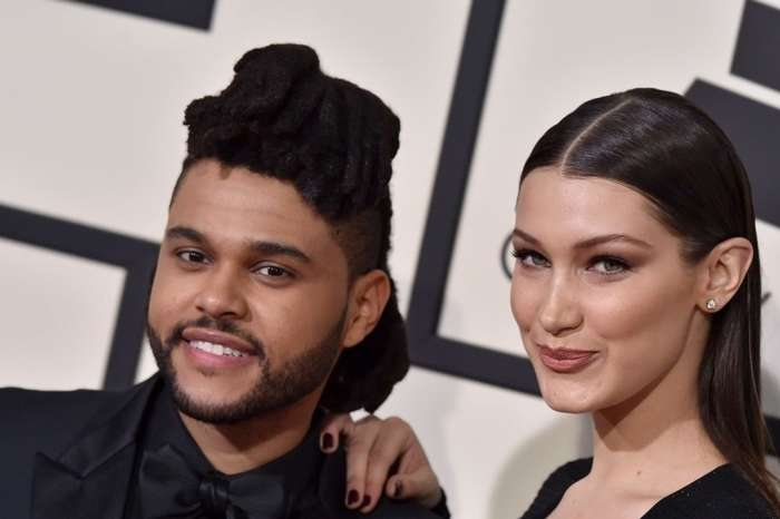 Bella Hadid And The Weeknd Pack The PDA On Social Media - The Model Licks Her Boyfriend's Face!