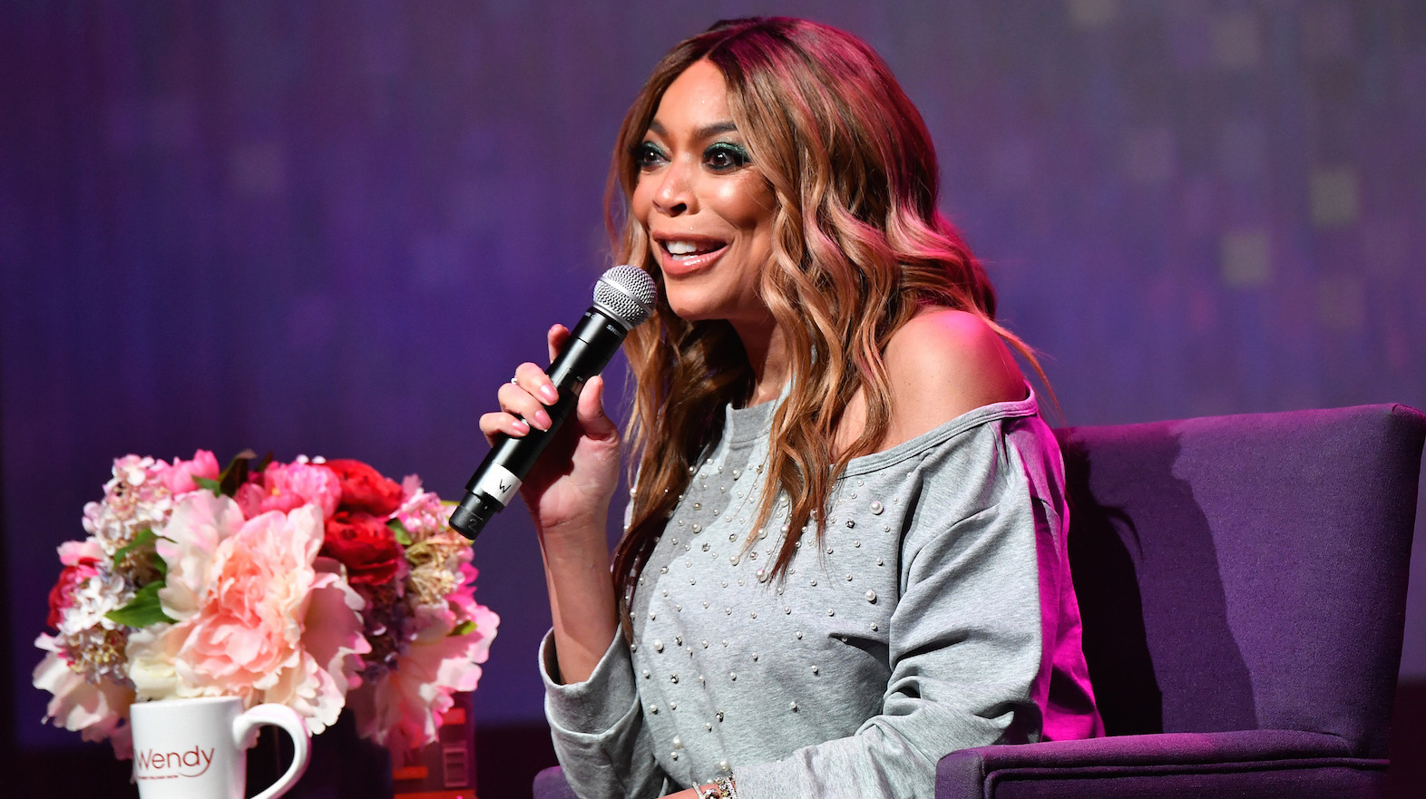 Wendy Williams Is Back And Looking Fabulous With A New Hairdo - Watch The Videos - Fans Cannot Wait To Hear Her Opinion On The Tristan-Jordyn-Khloe Subject