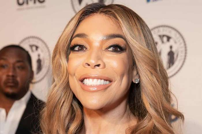 Wendy Williams Flashes Her Wedding Ring In A New Video When She's Asked About Kevin's Love Child