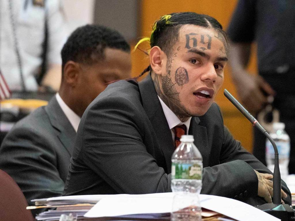 Tekashi 69's Legal Team Reportedly Believes He Can Be Released By September