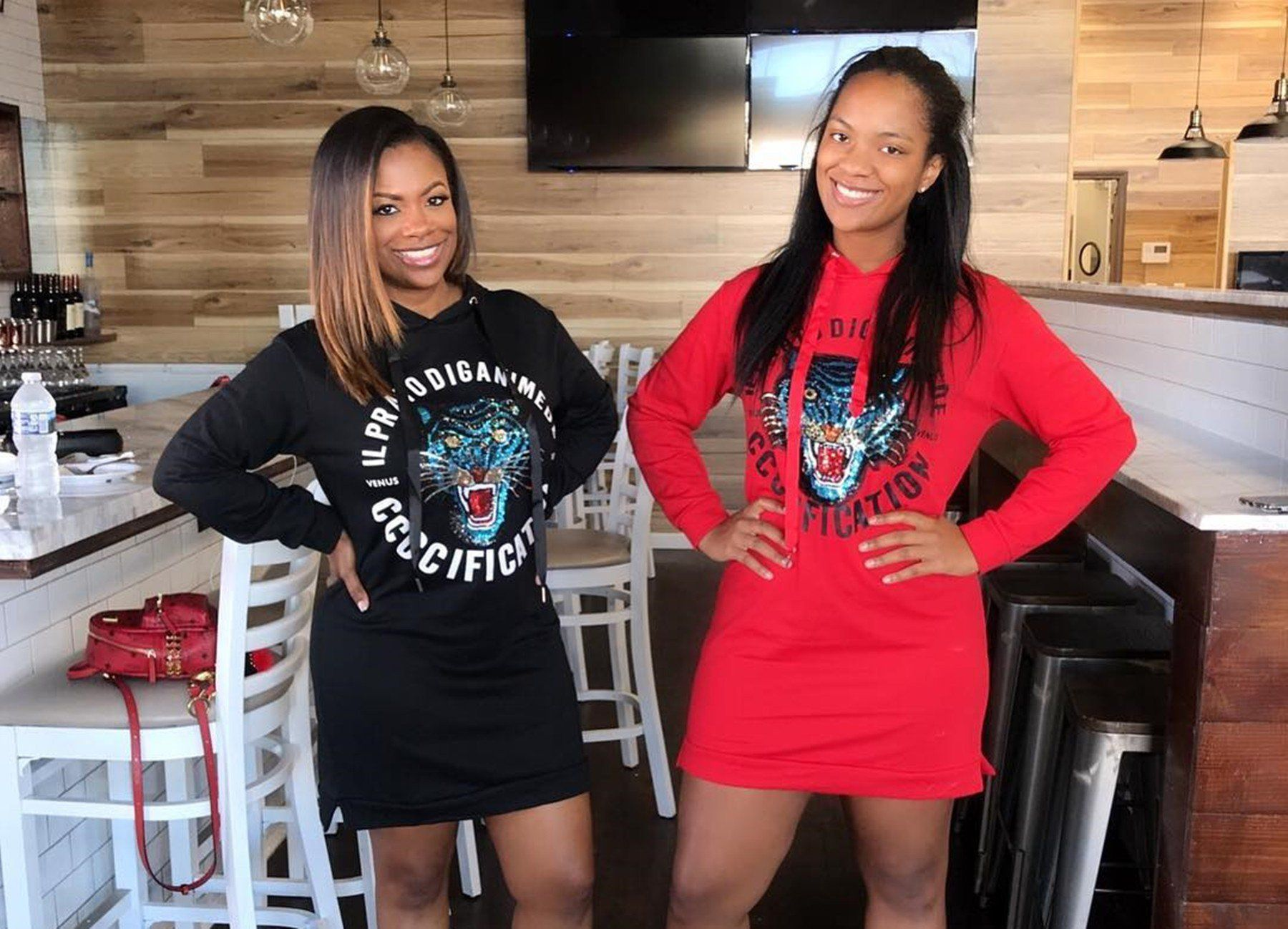 Kandi Burruss Says She And Todd Tucker Rushed Home From Thailand Just To Make It On Time For Riley Burruss' First Prom