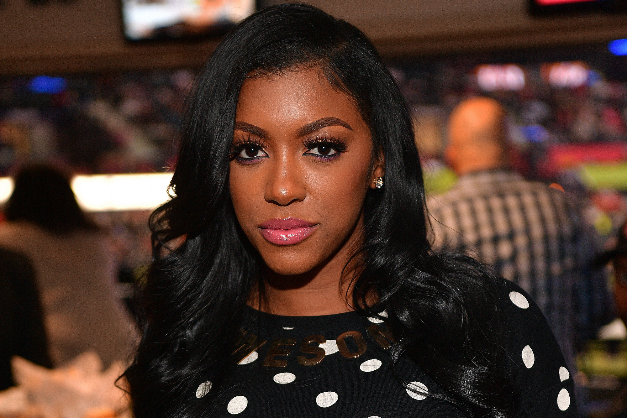 Porsha Williams Spilled The Tea On What Life Has To Offer - Fans Call Her The Queen Of Snapback