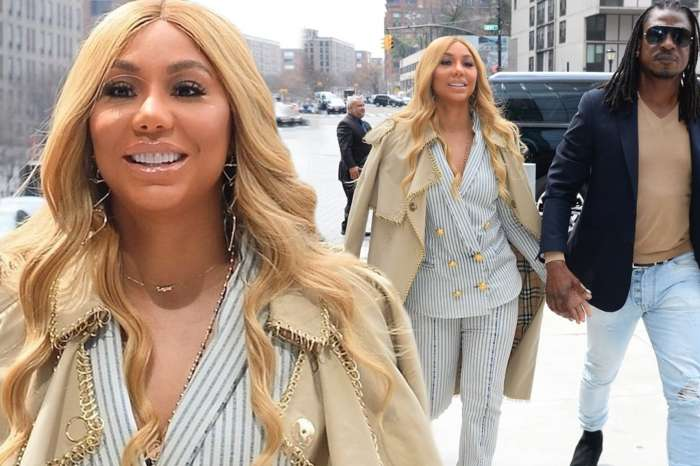 Tamar Braxton's Boyfriend David Adefeso Publicly Professes His Love For Her: 'Together Forever'