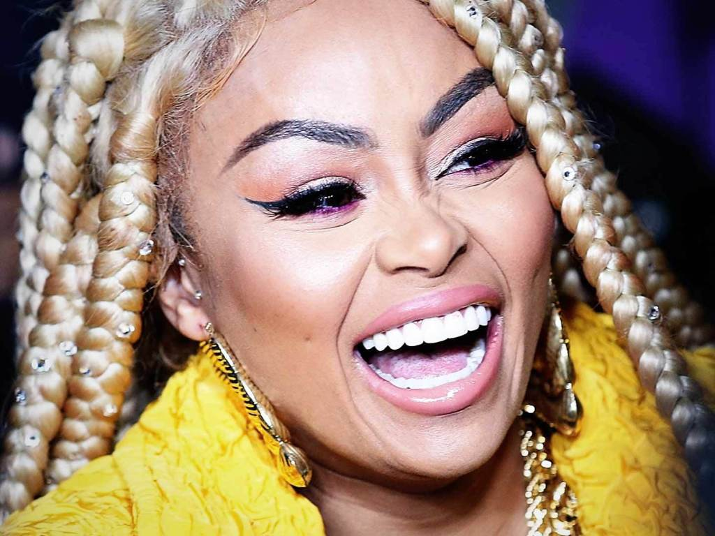 Blac Chyna Is Serving Some Skin: Here's The 'Miracle', 'All Natural' Product That Has Her Looking Flawless