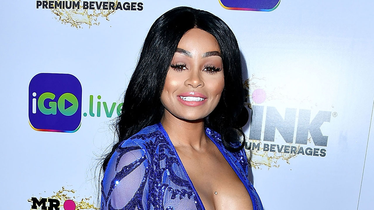 Blac Chyna Teaches Fans How To Treat Their Skin With Respect