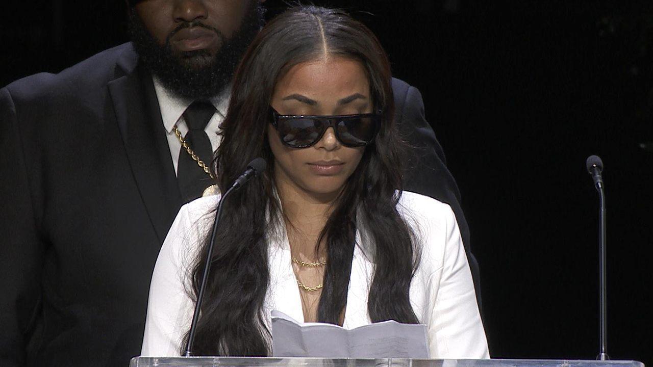 Snoop Dogg Sends Love To Lauren London, Nipsey Hussle's 'Queen'