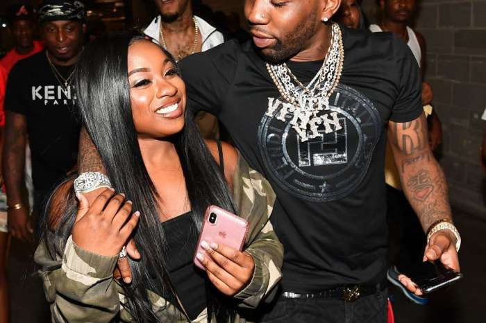 Reginae Carter Comes Through With A Quote Of Wisdom While Her Fans Freak Out Seeing YFN Lucci Weeping On IG - Watch The 'Toxic' Clips