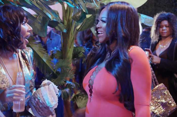 Kenya Moore's Fans Are In Awe After She Appeared On RHOA - People Call Her Queen Of The Show