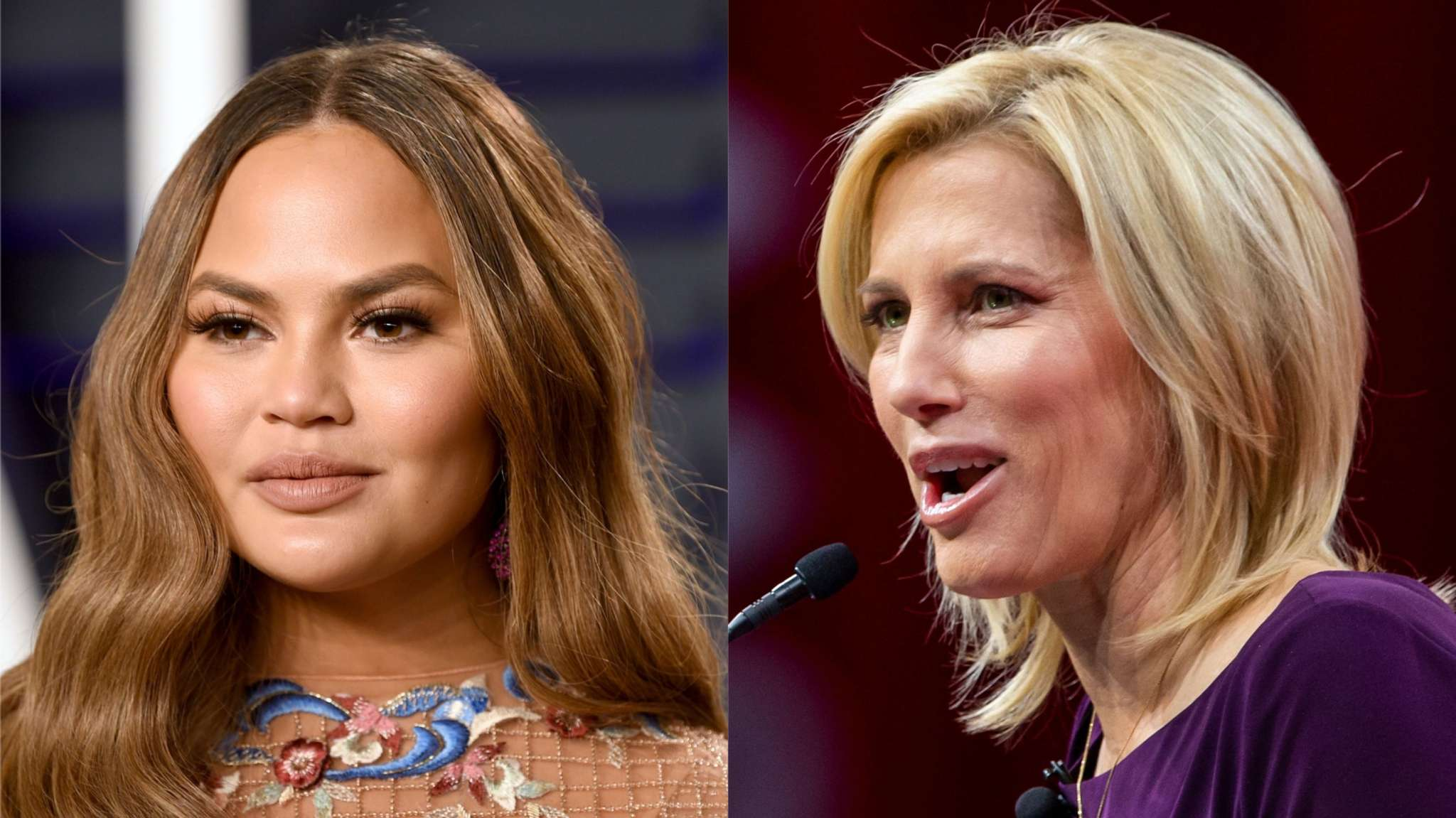 Hated Laura Ingraham Came For The Wrong Person - Find Out What Happened Between Her And Chrissy Teigen And Why John Legend's Wife Called The Host 'White Supremacist'