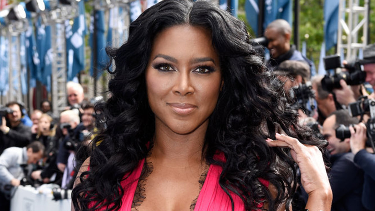 Kenya Moore Is Reportedly Loving Motherhood And Her Dream Family