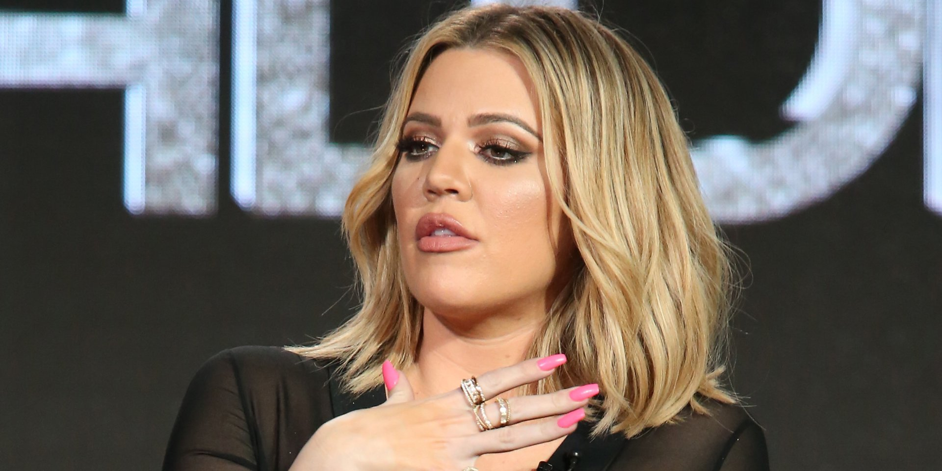 Khloe Kardashian Is Reportedly Devastated That Tristan Thompson Did Not Fight For Her