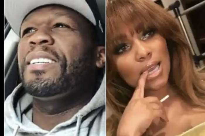Teairra Mari Is Here With The 50 Cent Shade Again - Check Out Her Hilarious New Video - Fans Call Her The Queen Of Petty