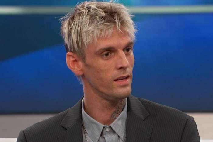 "Aaron Carter Flips On Michael Jackson Singer Ready To Share ""His Truth"""