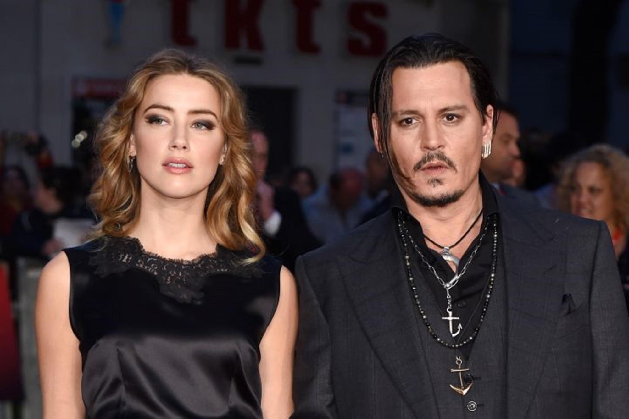 Amber Heard Johnny Depp Deposition