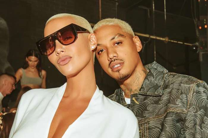 Amber Rose Bashes Her Friends For Not Being There For Her Rough Pregnancy
