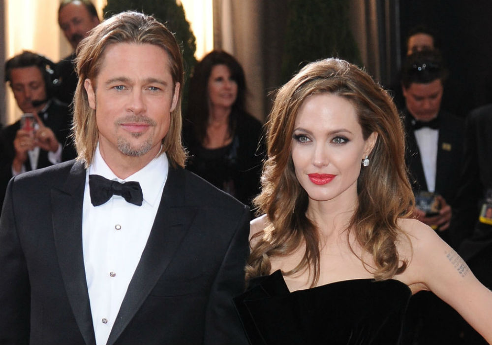 Angelina Jolie and Brad Pitt are officially exes class=