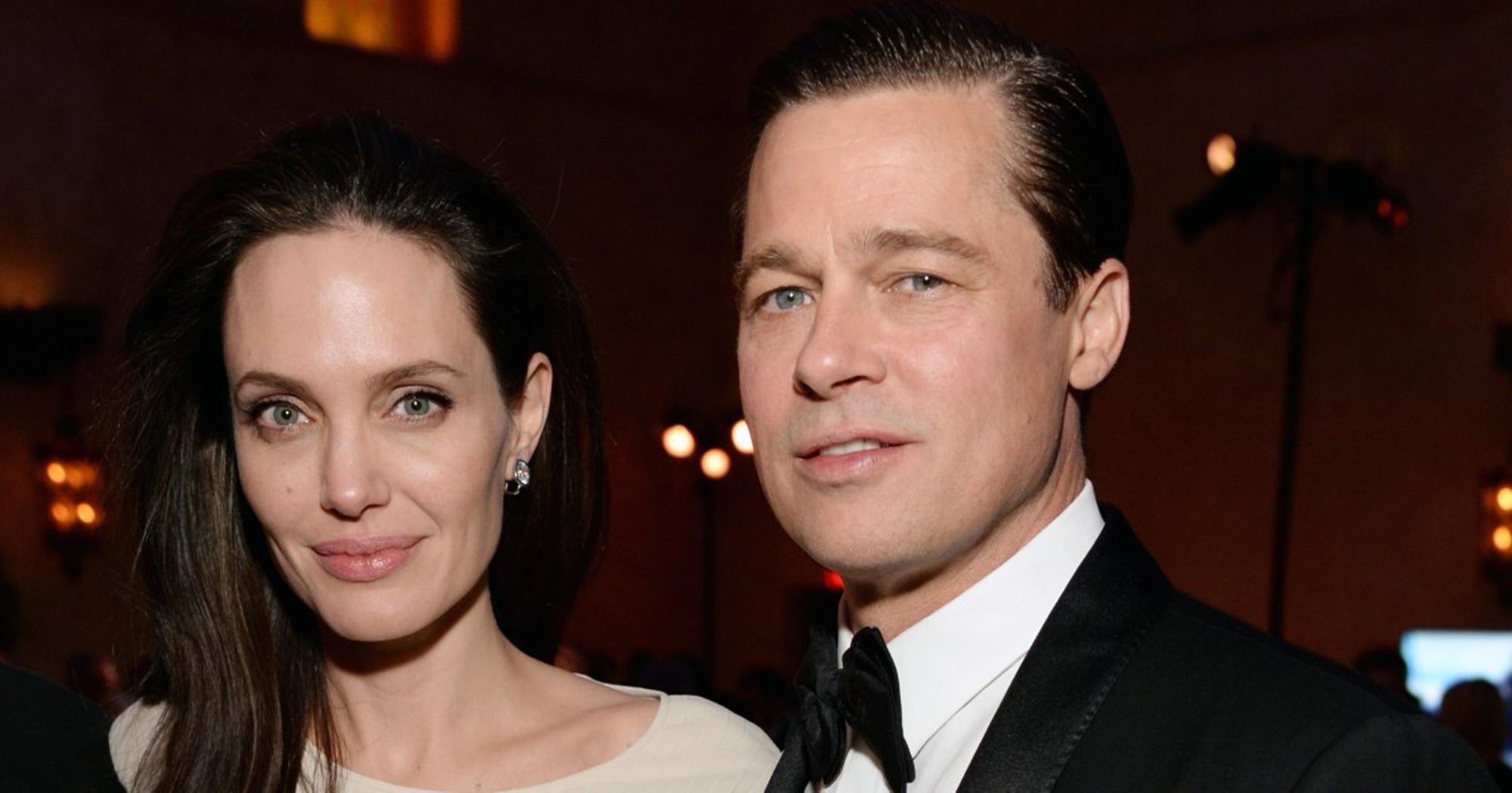 Angelina Jolie Brad Pitt Single