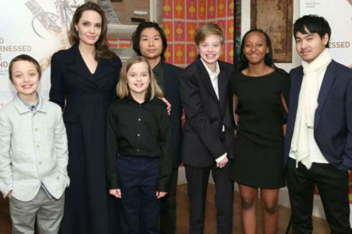 Angelina Jolie Claims Her Kids Are The Reason She Hasn't Moved On From Brad Pitt