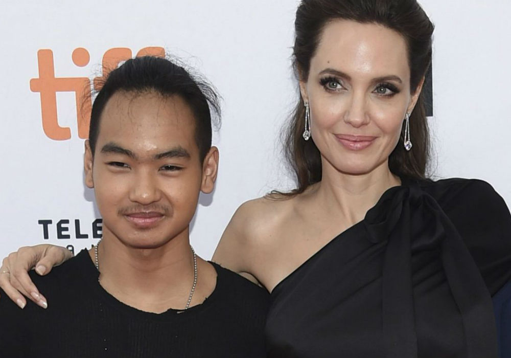 Angelina Jolie Is Remaining Mum About Where Maddox Is Going To College In The Fall