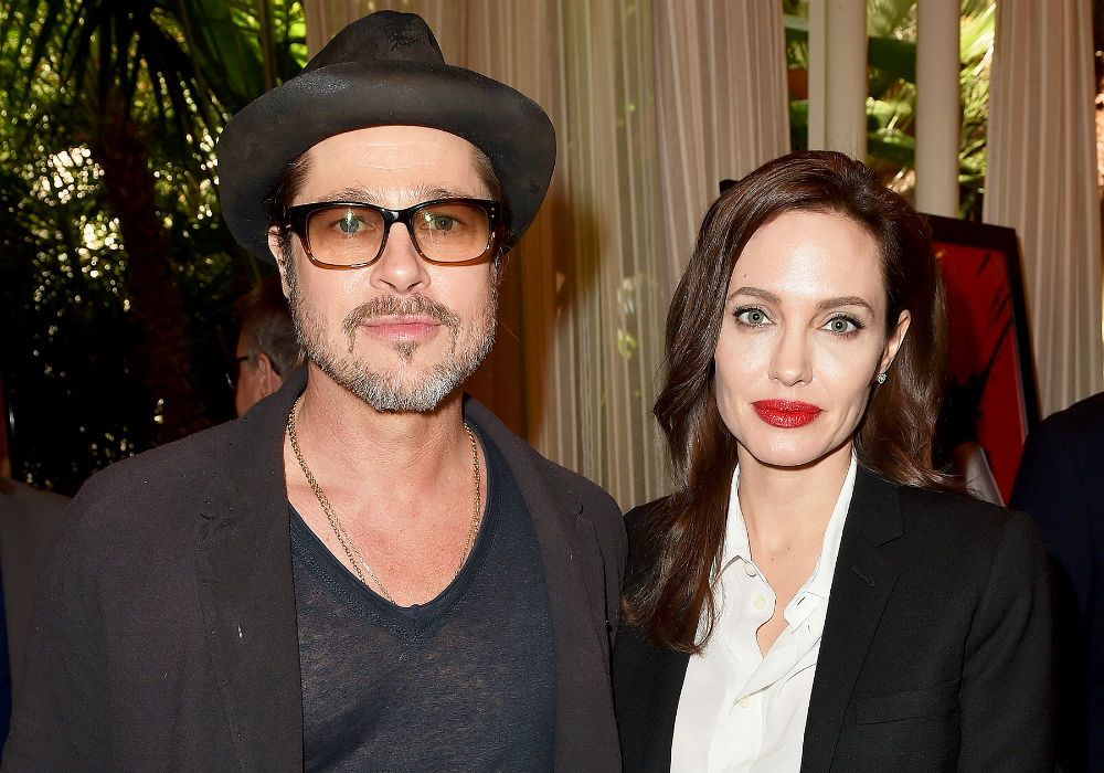 Brad Pitt and Angelina Jolie 'officially single'