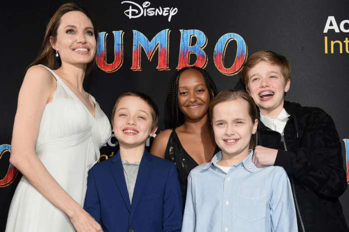 Angelina Jolie Takes The Kids To England After Brad Pitt Reportedly Turned Down Her Offer To Get Back Together