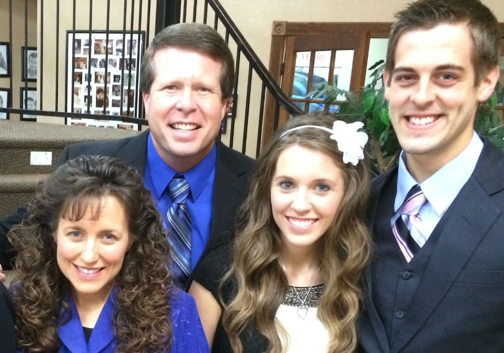 Are Former Counting On Star Jill Duggar's Parents To Blame For Her Problems With Derick Dillard_