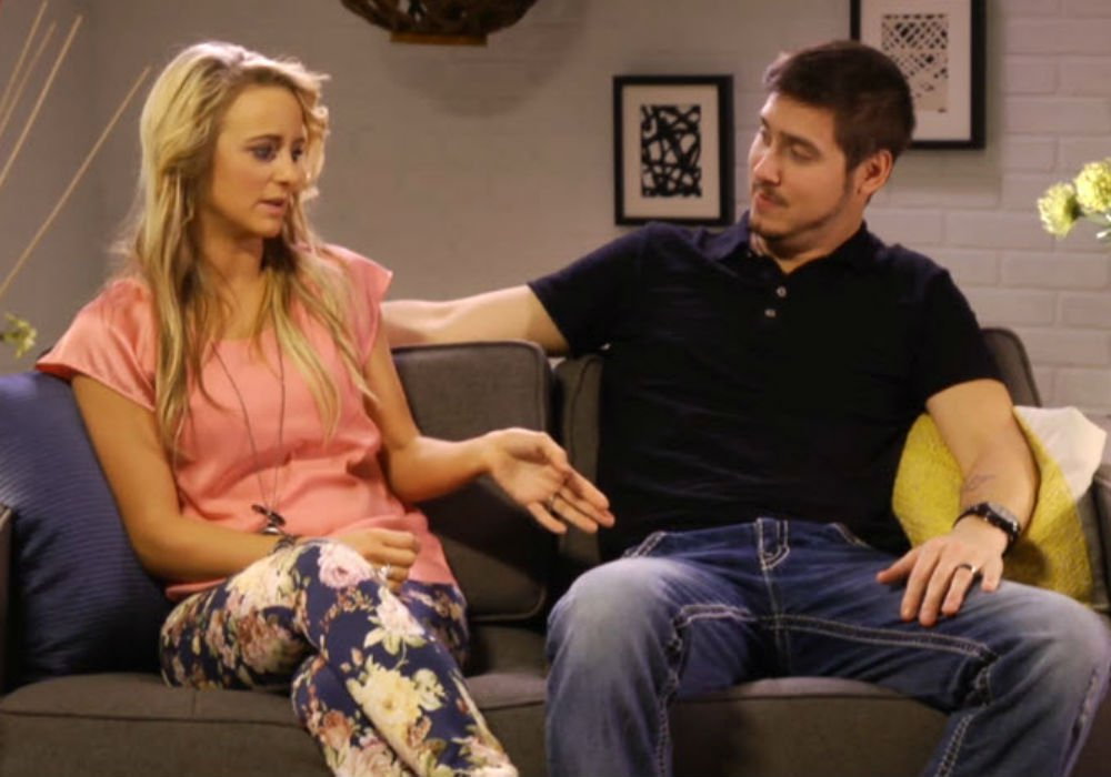 Are Teen Mom Stars Leah Messer And Jeremy Calvert Back Together Again