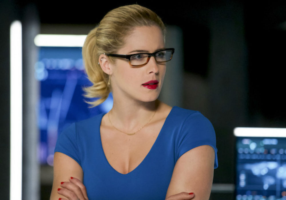 Arrow Star Emily Bett Rickards Bids Farewell As She Wraps Season 7