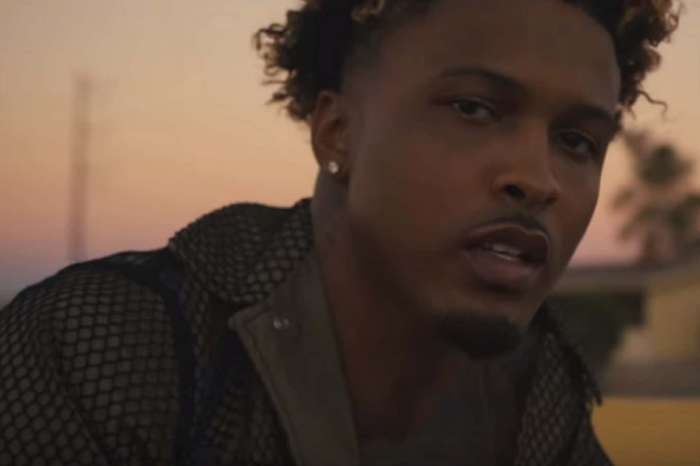 August Alsina Denies That His Song Is About Jada Pinkett Smith