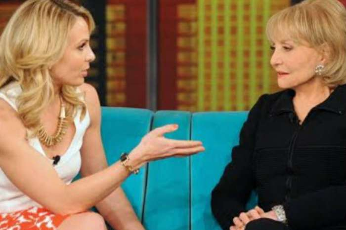 Elisabeth Hasselbeck Once Tried To Quit 'The View' Barbara Walters Reprimanded Her On Air