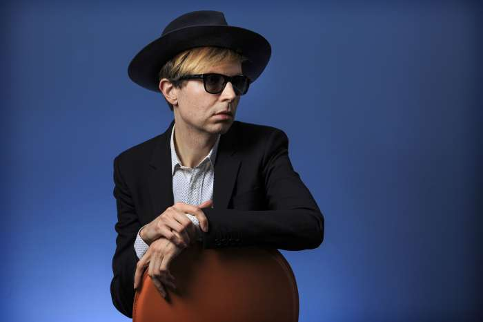 "Beck Will Bring Out A New Record, ""Hyperspace,"" With ""Saw Lightning"" As Its Single"
