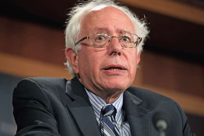 Bernie Sanders Claims He'll Release His Tax Returns Soon - Trump Must Do The Same