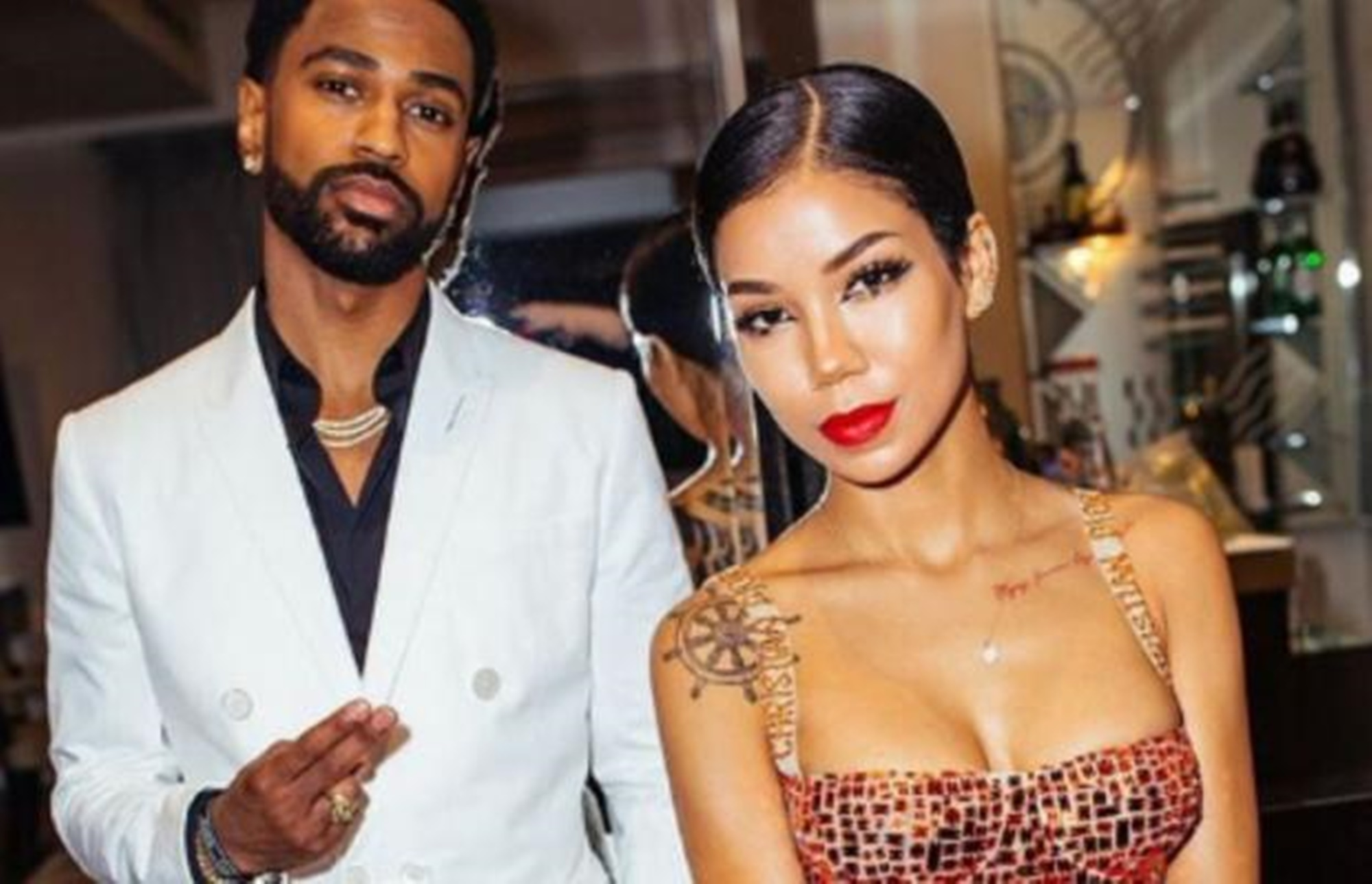 Big Sean Jhene Aiko Family
