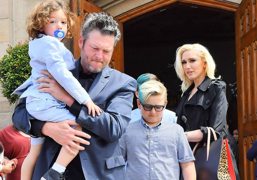 Blake Shelton And Gwen Stefani Are In A 'Great Place' With No Plans To Wed Or Have A Baby