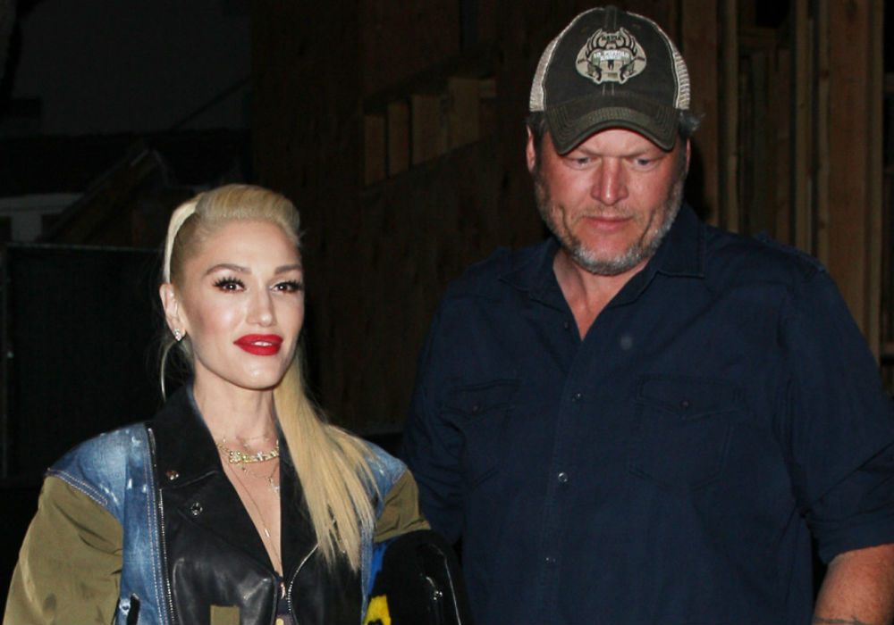 Blake Shelton And Gwen Stefani Spotted On A Date Night After Miranda Lambert Drama