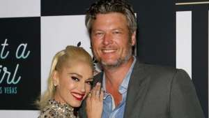 Gwen Stefani's Boys See Blake Shelton As A 'Father Figure'