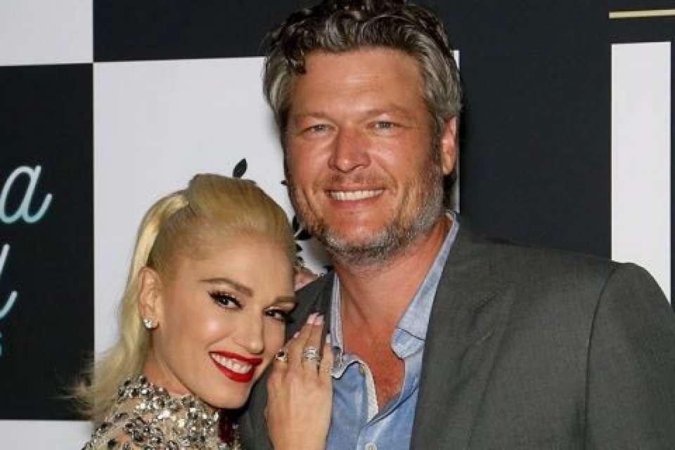 Gwen Stefani's Boys See Blake Shelton As A 'Father Figure'