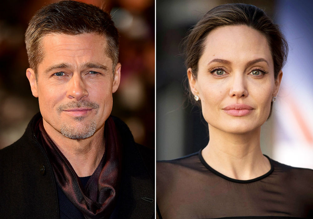 Brad Pitt And Angelina Jolie Are Officially Single! Let The Dating Rumors Begin