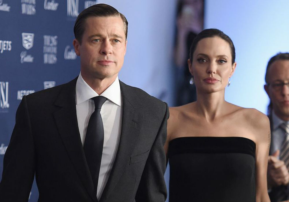 Angelina Jolie drops Pitt from her name, this is how Brad reacted