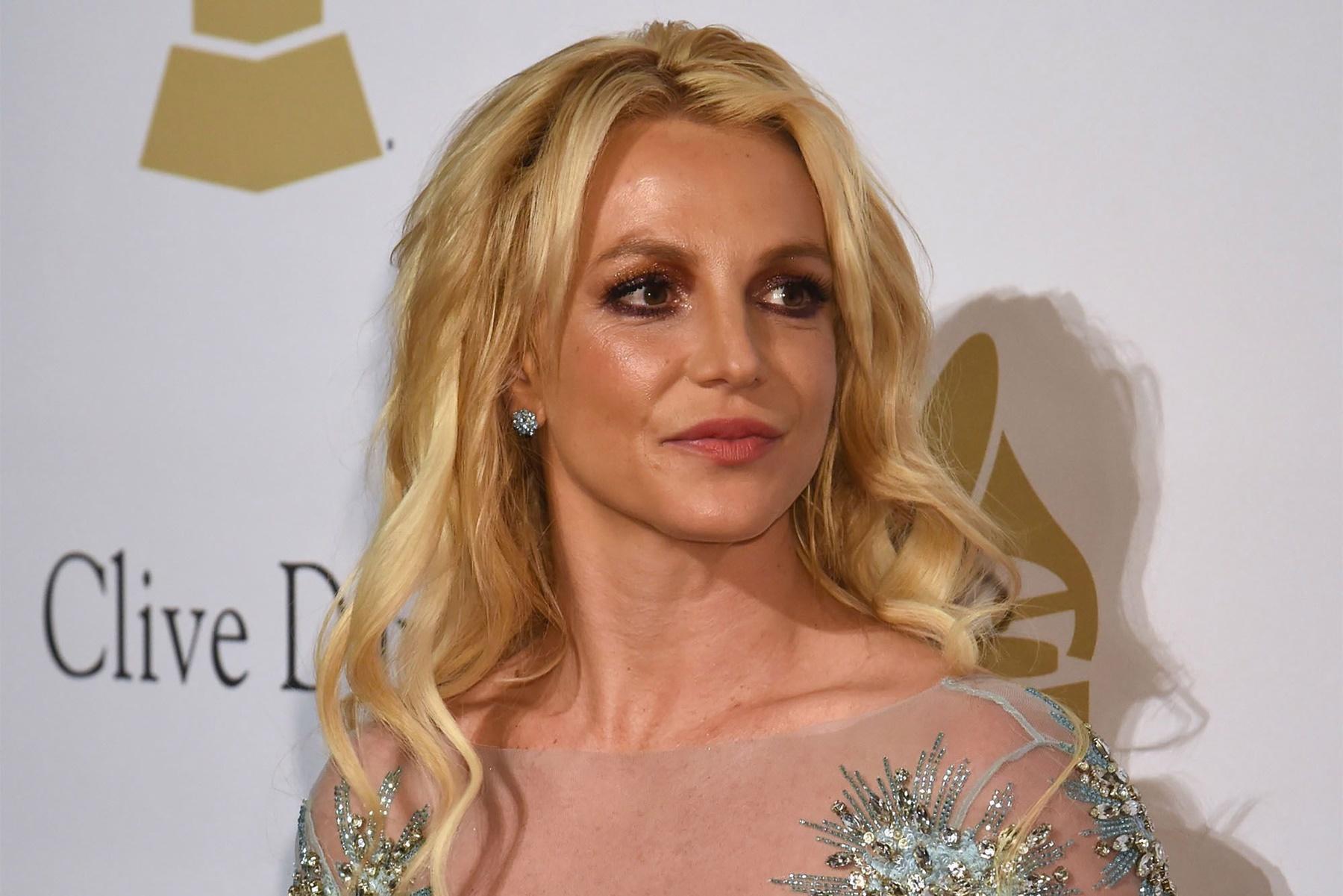 Britney Spears Kevin Federline Message